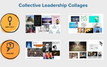 part of collaborative leadership exersize