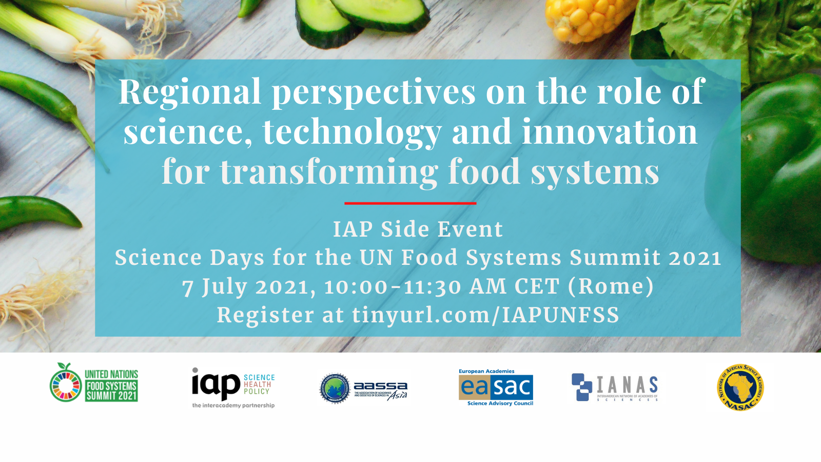 Science Days - UN Food Systems Summit