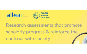 Workshop on Research Assessment with ALLEA - Report published