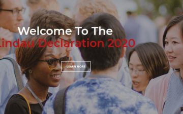 GYA Executive Committee endorses Lindau Declaration 2020 on Sustainable Cooperative Open Science