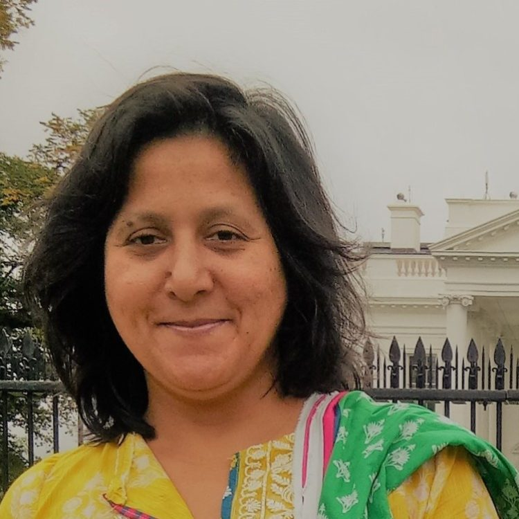 Profile picture of Vinitha M. Thadhani