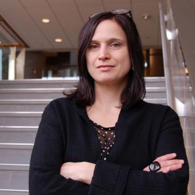 Profile photo of Suzanne Bouclin
