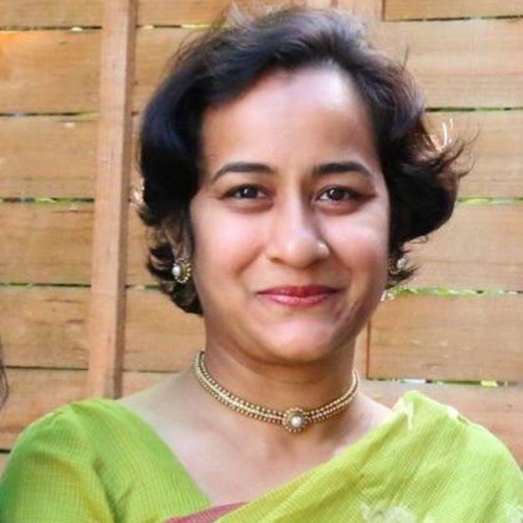 Profile picture of Charisma F. Choudhury